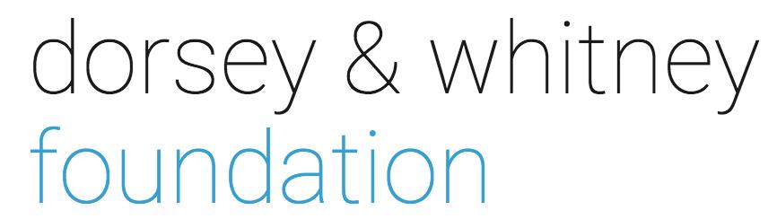Dorsey & Whitney Foundation