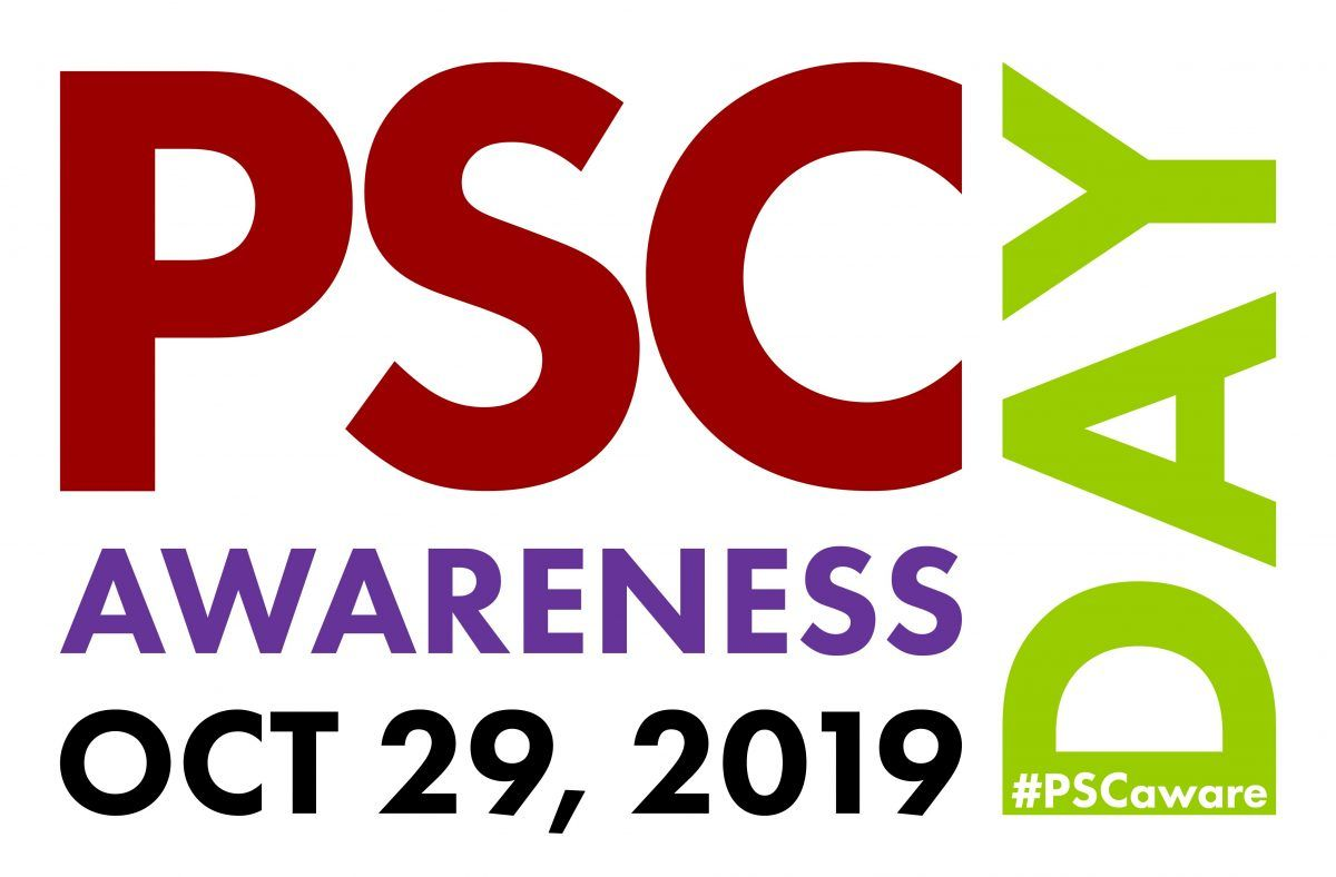 Replace your social media cover photos with this PSC Awareness Logo!