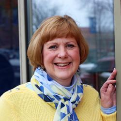 Linda Jacobson, first Foundation Executive Director