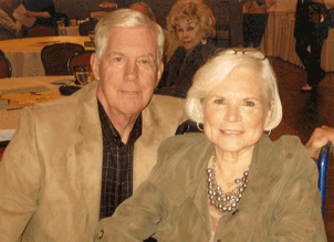 John and Carolyn Burhoe