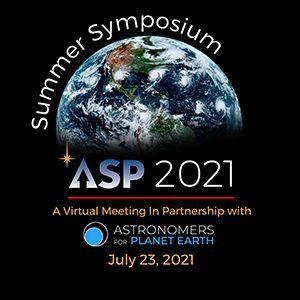 ASP2021 Summer Symposium Registration Opens!