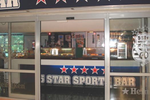 5 Star Sport Bar