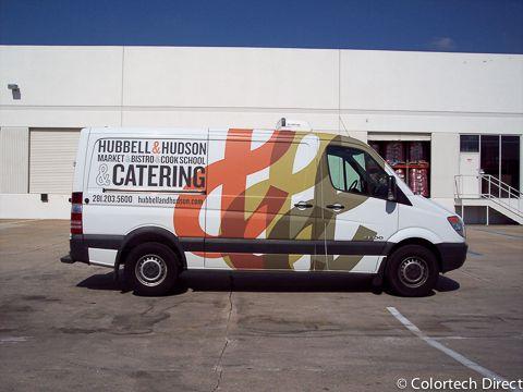 Partial Coverage Van