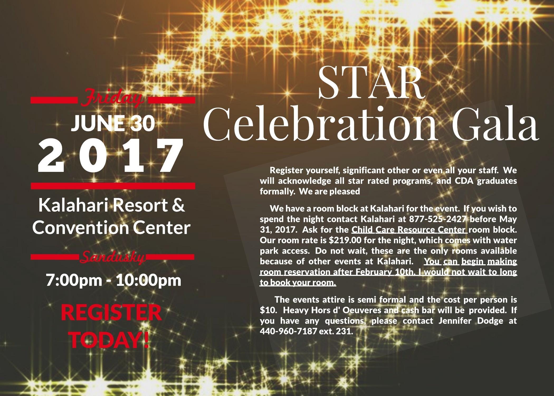 STAR Celebration Gala
