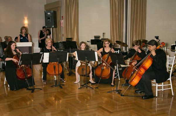 EEA's Student Cello Ensemble