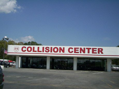 Exterior Lettering