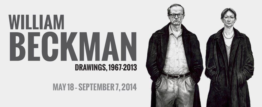 William Beckman: Drawings, 1967-2013