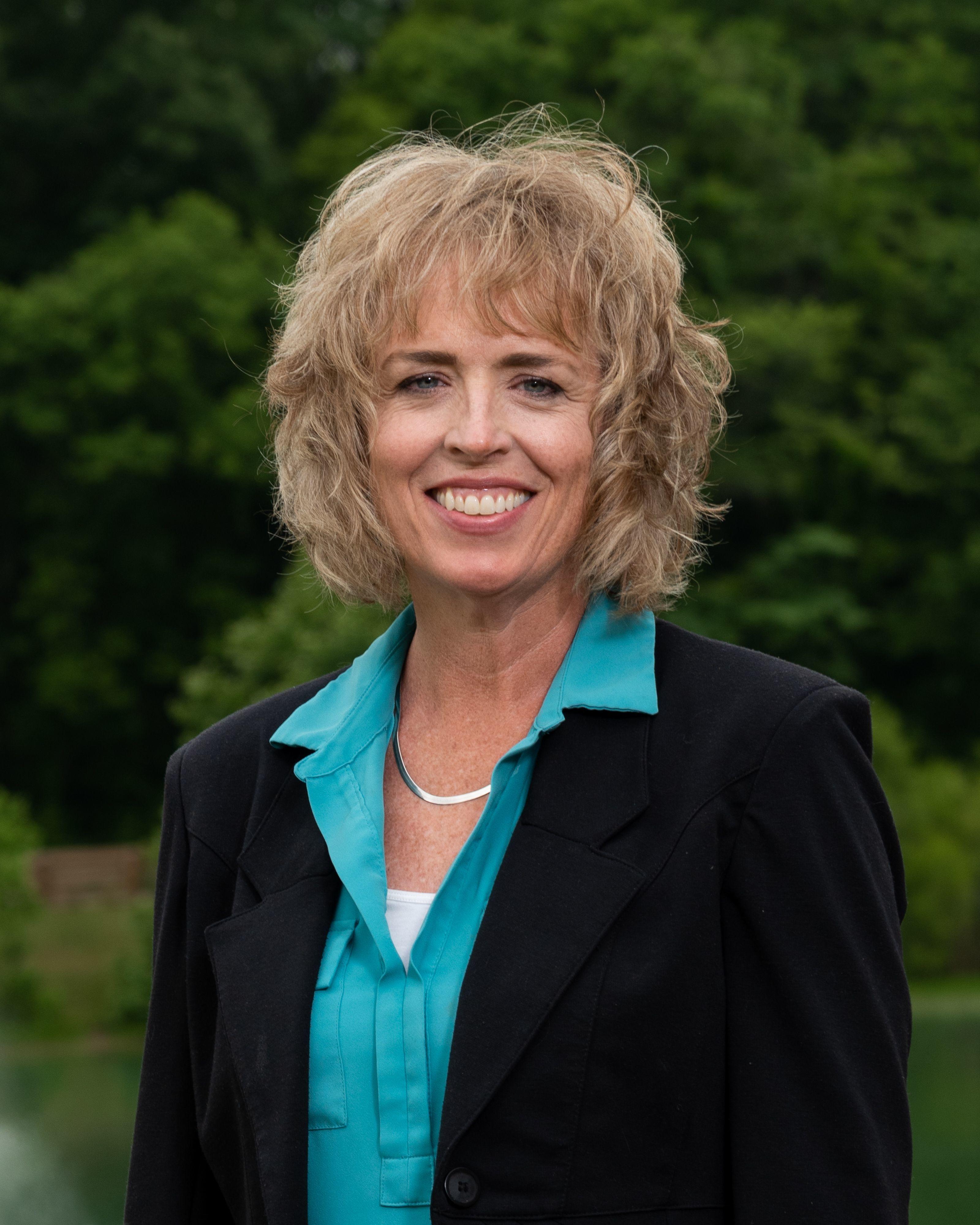 Frances Mock, CFRM, Communications & Finance Manager
