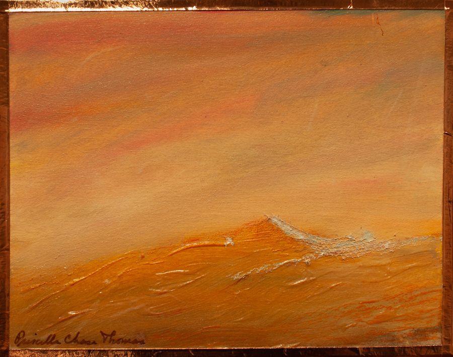 21. Martian Landscape B