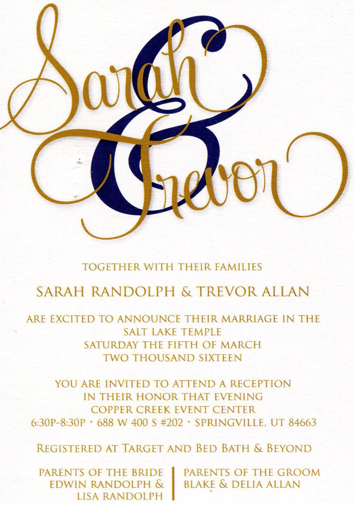 Invitation 6