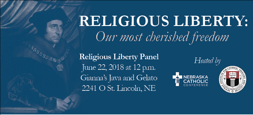 Religious Liberty: Our most cherished freedom