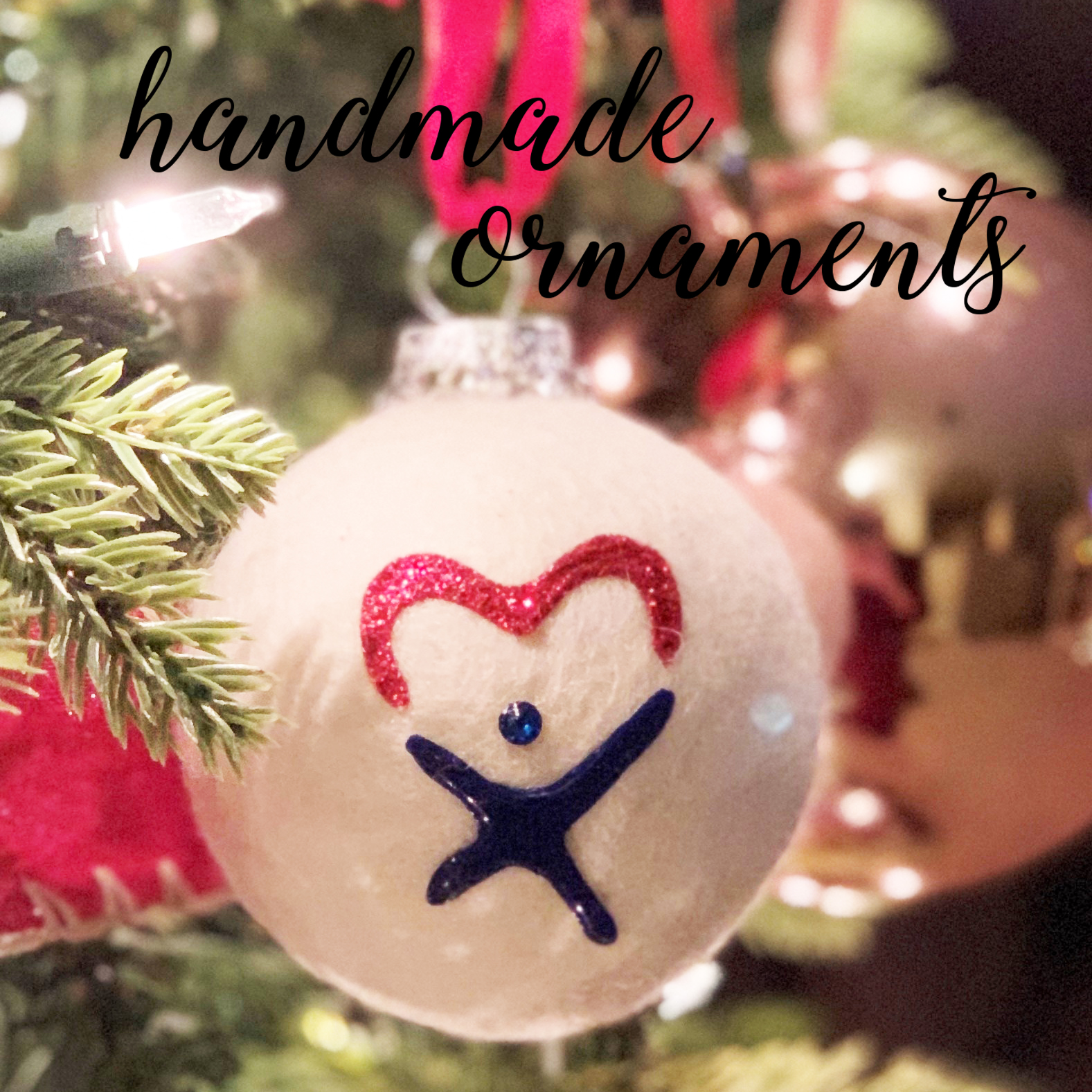 Handmade CASA Ornaments! Order yours by 12/14!