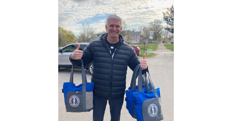 Look Who's Getting Our Bags!