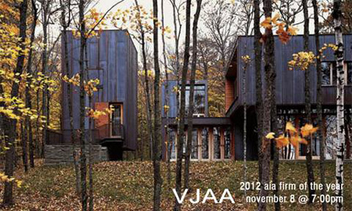 Presentation by VJAA - 2012 Architecture Firm of the Year