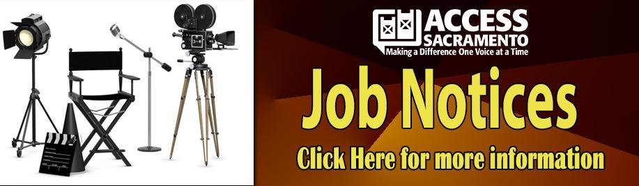 Job Notice Banner
