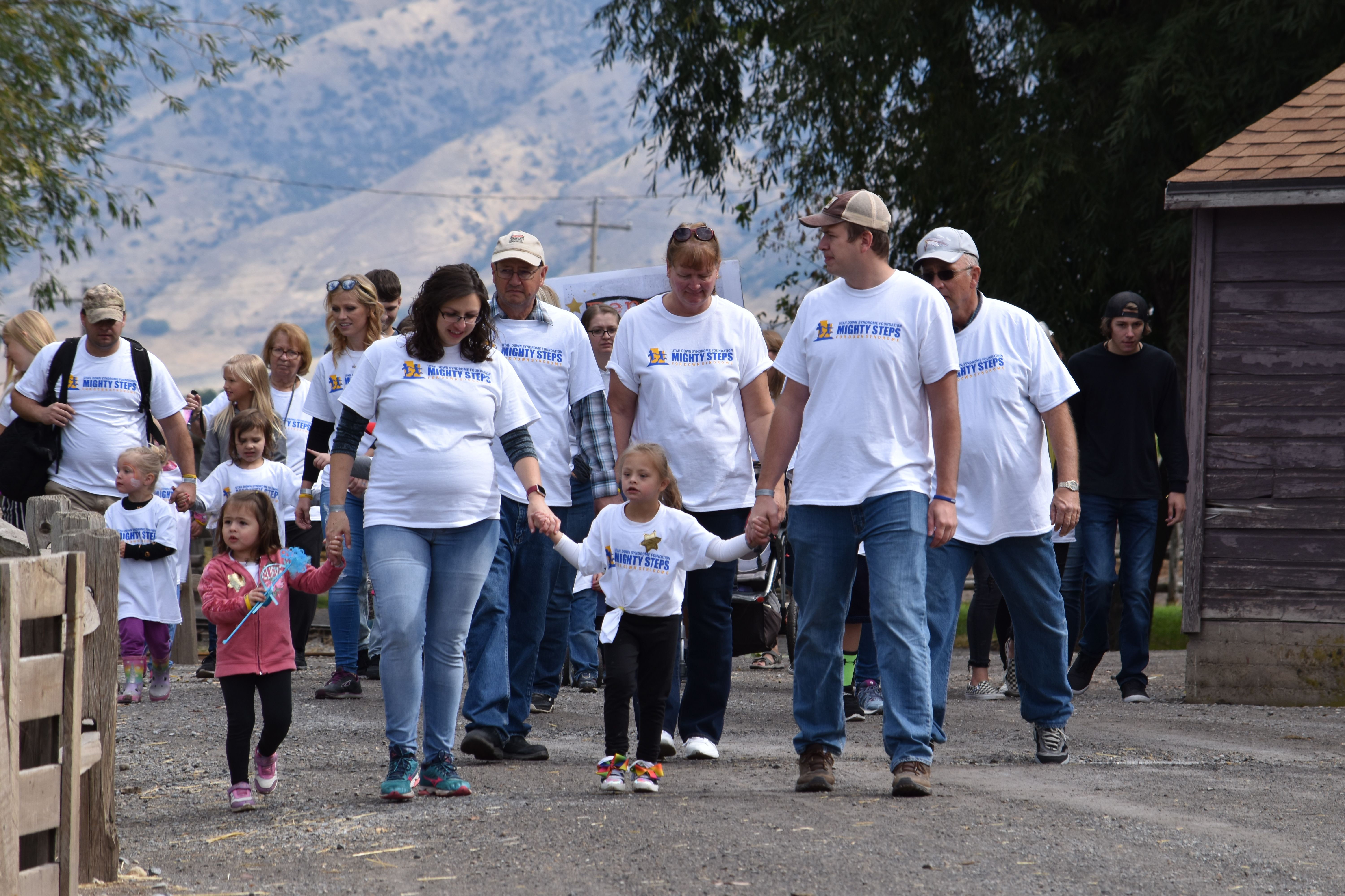 Mighty Steps for Down Syndrome Cache Valley