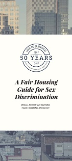 A Fair Housing Guide for Sex Discrimination