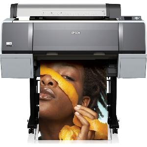 Poster printer