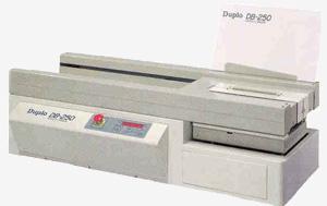 Duplo DB-250 Perfect Binder
