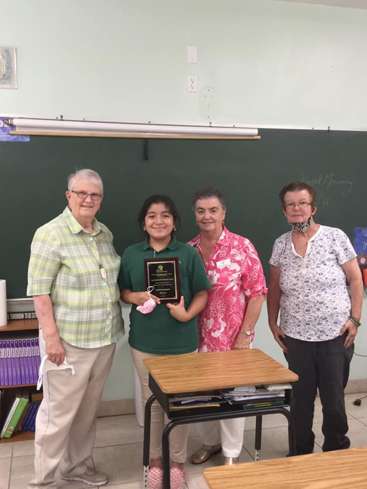 Schools celebrate essay winners