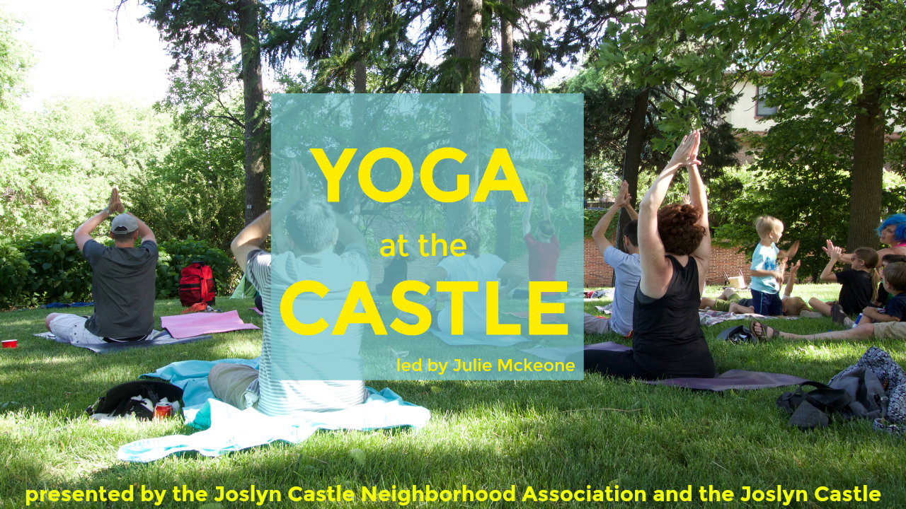 Yoga at the Castle