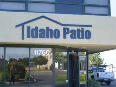 Idaho Patio