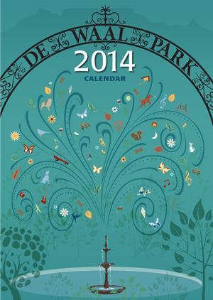 The De Waal Park 2014 Calendar