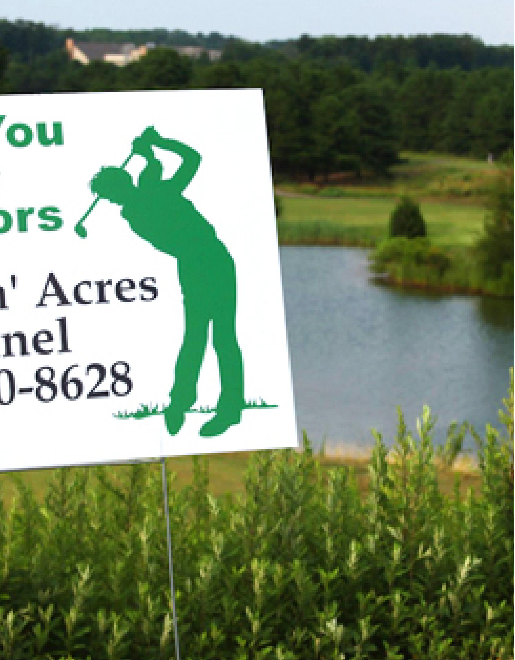 GOLF OUTING & EVENT