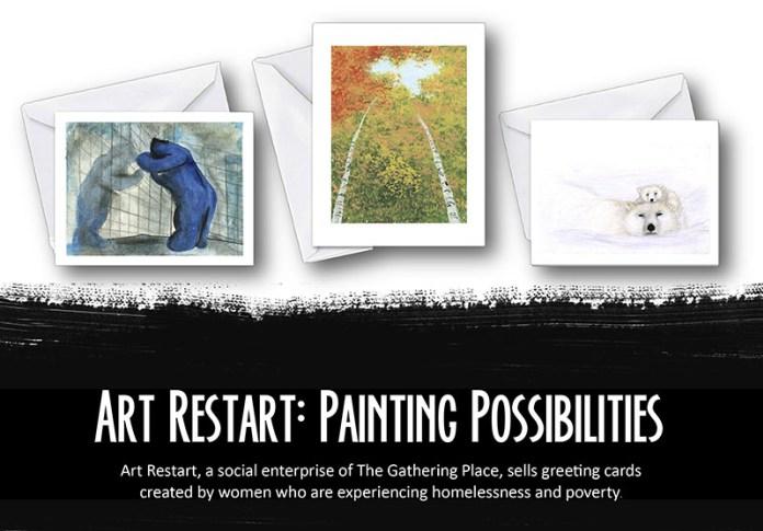 North Denver Tribune on Art Restart