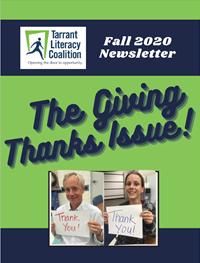 Fall 2020 Quarterly Newsletter
