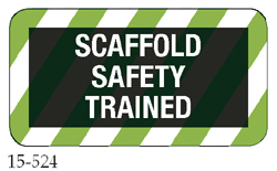 Scaffold Safety Trained