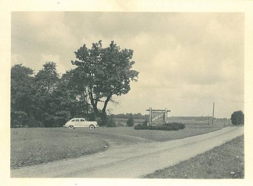 Old Sign (1950's)