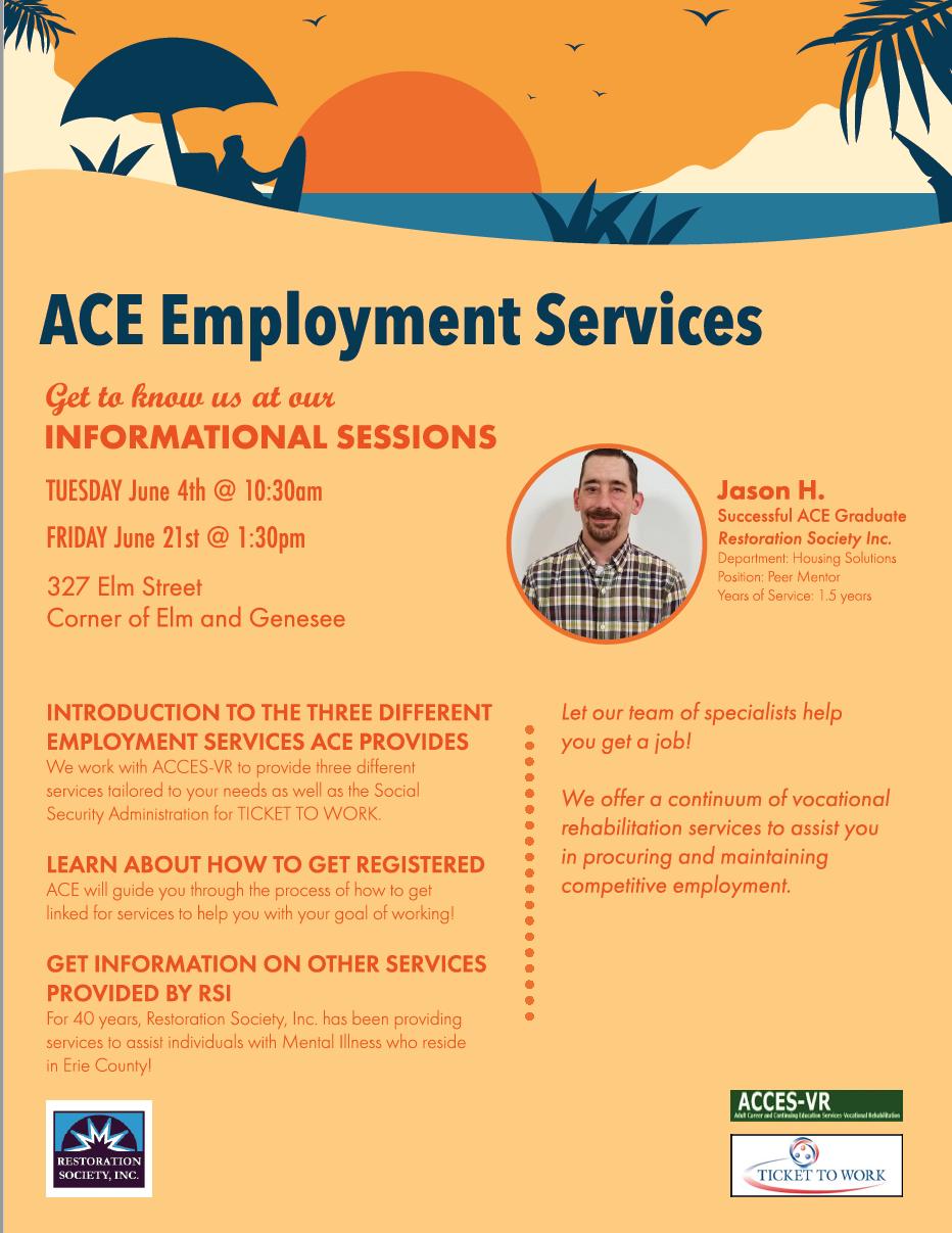 ACE Informational June 2019