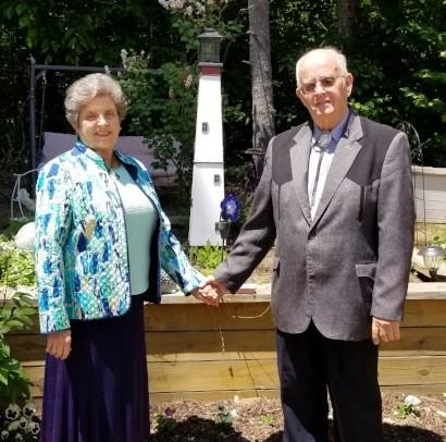 Larry and Paula Neff - Founders