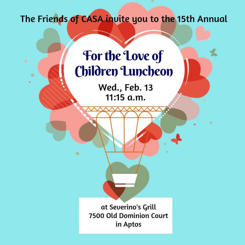 For the Love of Children Luncheon