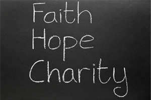 Faith, Hope, Charity