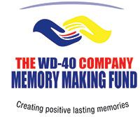 The WD-40 Company Memory Making Fund Creating positive lasting memories