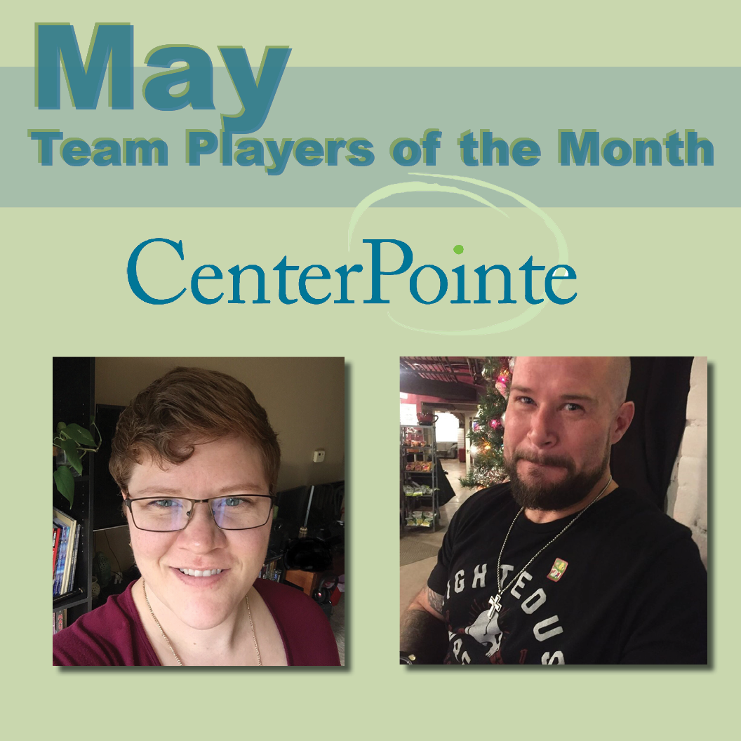 May 2020 Team Players of the Month