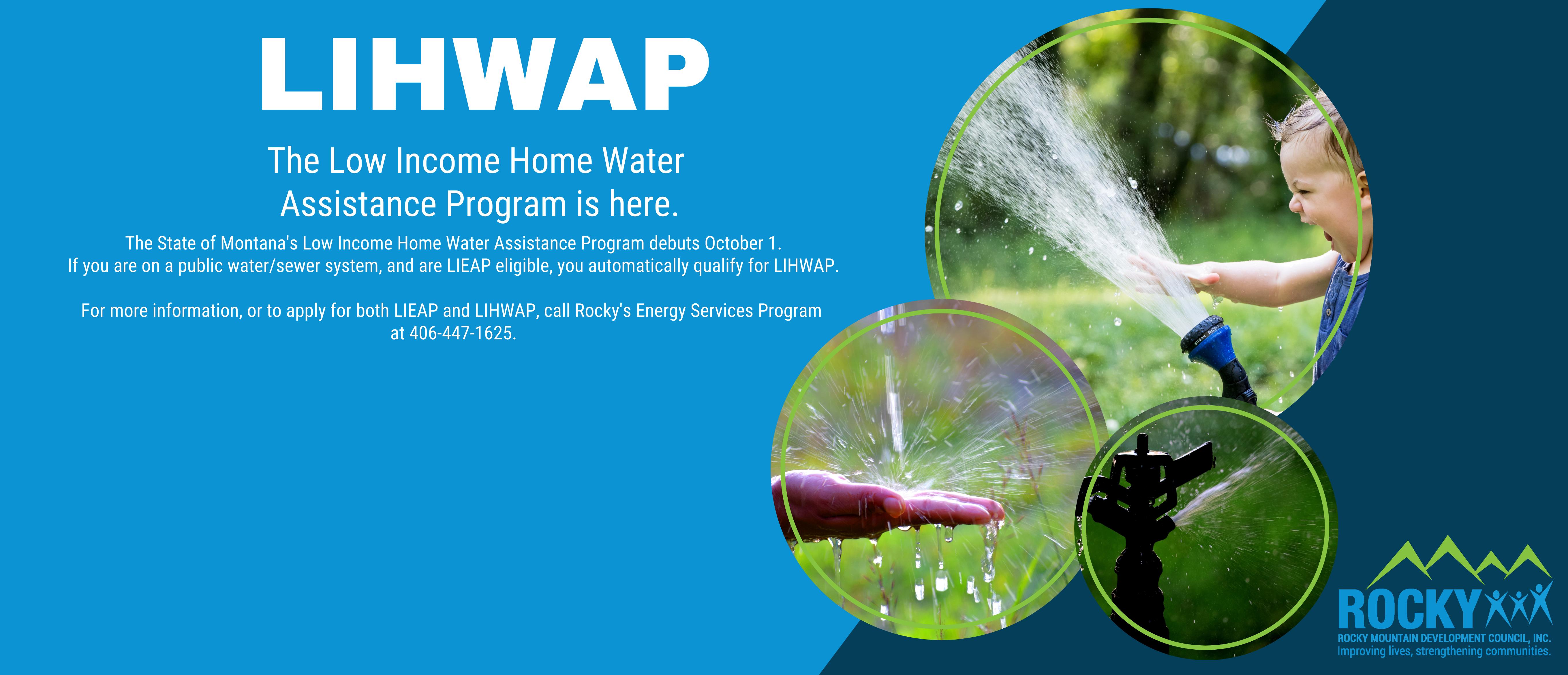 Low Income Home Water Assistance Program (LIHWAP)