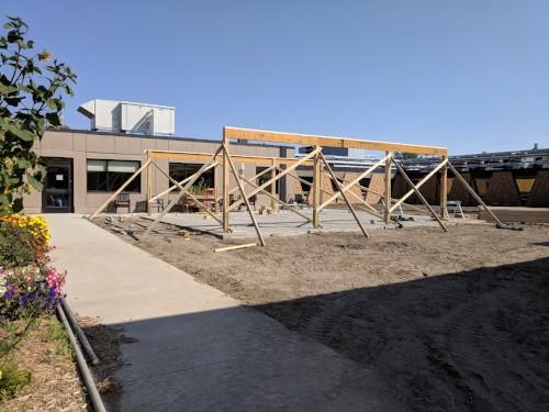 Southwest Healthcare Services Long-Term Care to get Outdoor Pavilion