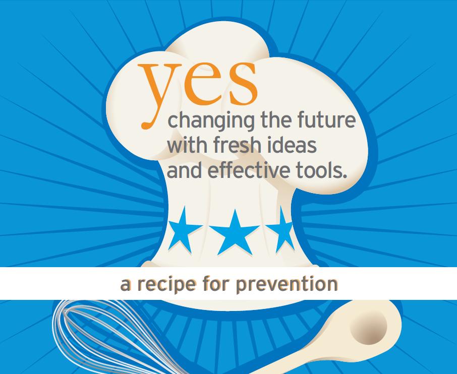 Virginia's Recipe Card for Prevention