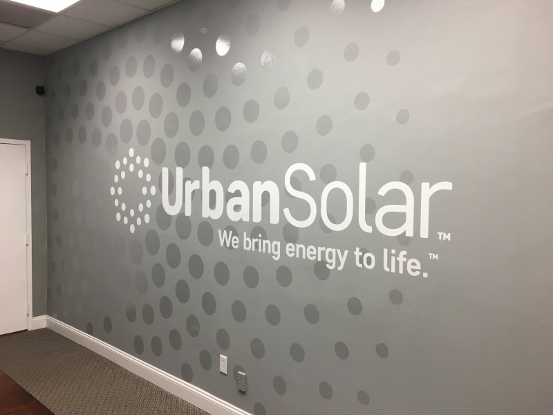 Wall Wraps & Wall Graphics