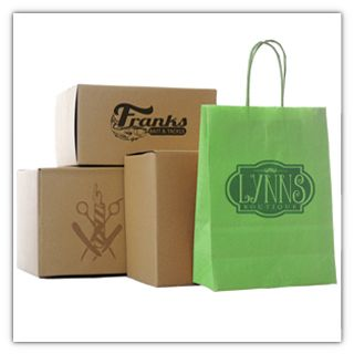 Branded Packaging Supplies