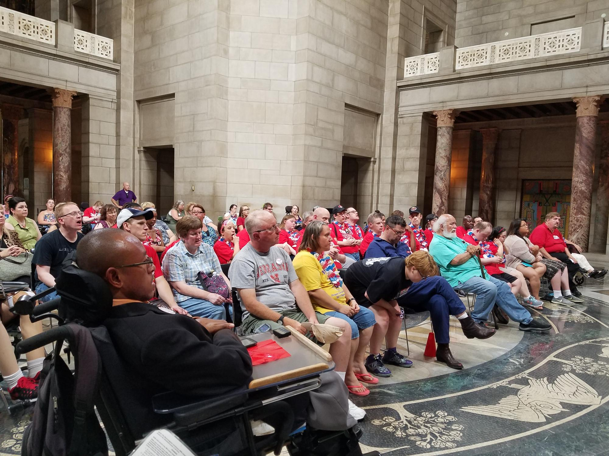 3rd Annual Disability Pride Day