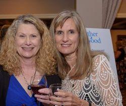 Jeanne Nyquist and Shirlene Warnock