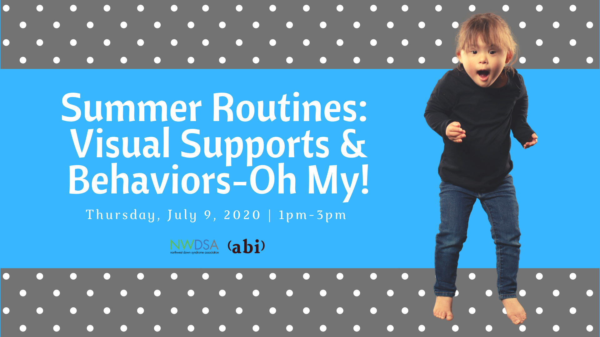 Summer Routines: Visual Supports & Behaviors-Oh My!