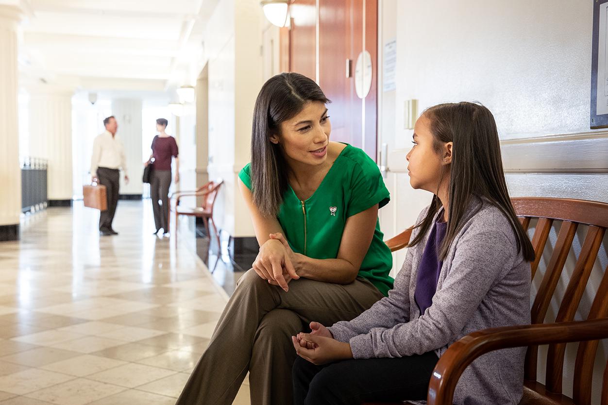 Becoming teen court volunteer