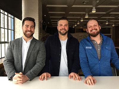 Founders of Lion's Share Hospitality Pledge
