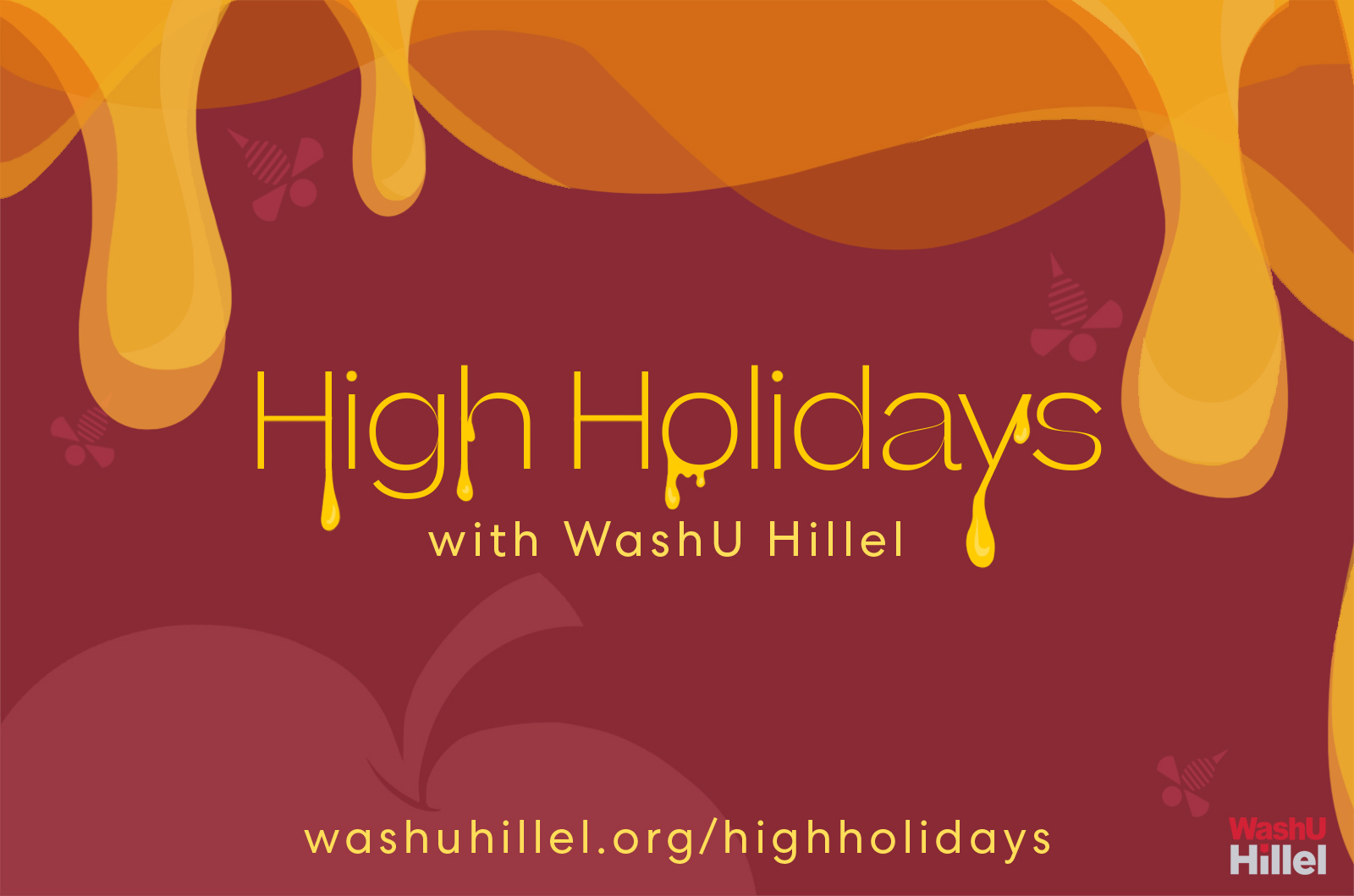 High Holidays with WashU Hillel