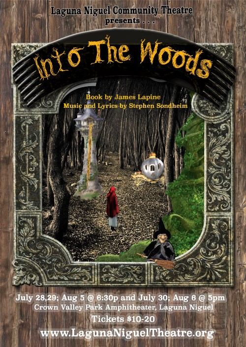 Opening Night - INTO THE WOODS